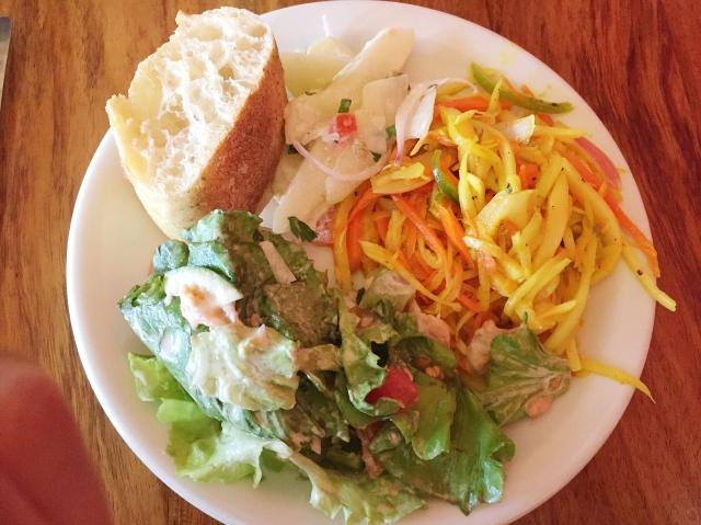 Salade Catangue